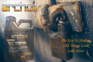 archoil rust remover promo